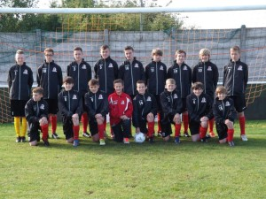 Cirencester town team photo
